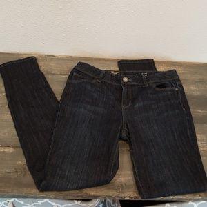 Simply Vera Wang Denim Jean's. Size 4
